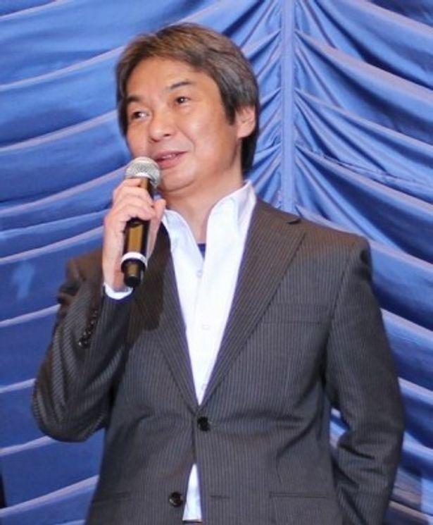 原作者の荻原浩
