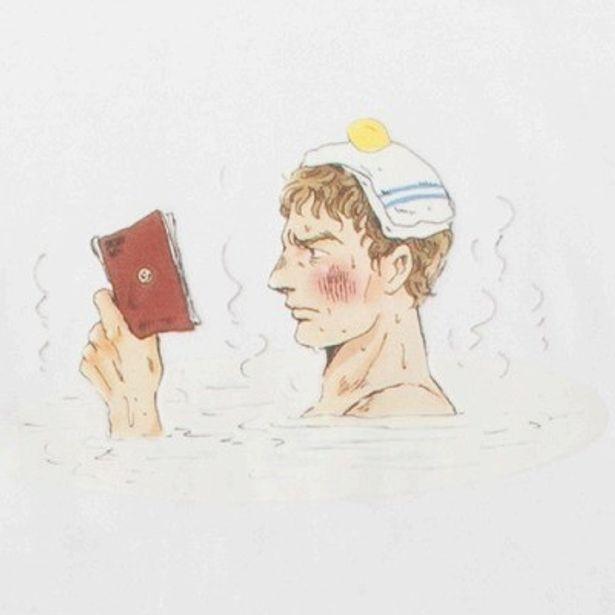 ルシウスの頭にはザテレビジョンの象徴、レモンが