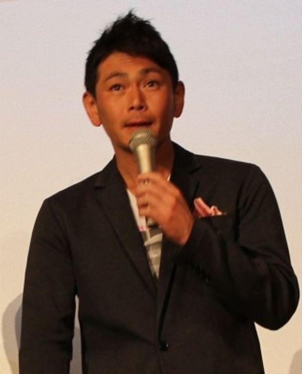 ゲスト声優として登場したココリコの遠藤章造