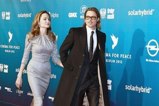【写真】4月13日に婚約を発表しメディアを騒がせているブラッド・ピットとアンジェリーナ・ジョリー