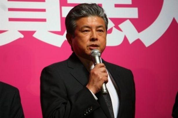 前作に続いて出演した三浦友和。山王会本家会長・加藤役