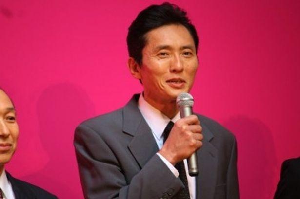 松重豊は「アウトレイジにしては珍しいすごくピュアな役」だという繁田刑事役