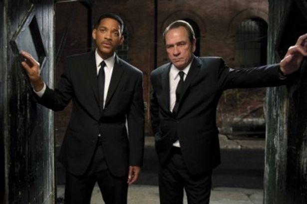 【写真】ウィル・スミス&トミー・リー・ジョーンズが揃って来日するのは、2002年の『メン・イン・ブラック2』PR以来、10年ぶり!