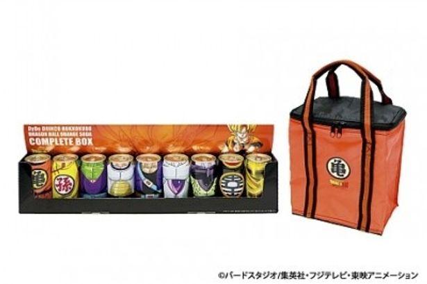 今回発売されることが決定した「復刻堂ヒーローズ缶」コンプリートボックス(1980円)