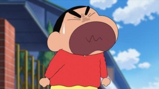 新宿バルト9で行われている『映画クレヨンしんちゃん 嵐を呼ぶ!オラと宇宙のプリンセス』レイトショー上映