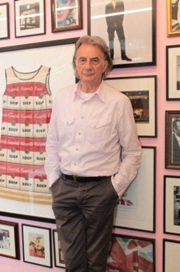 世界的な有名デザイナーのポール・スミス氏