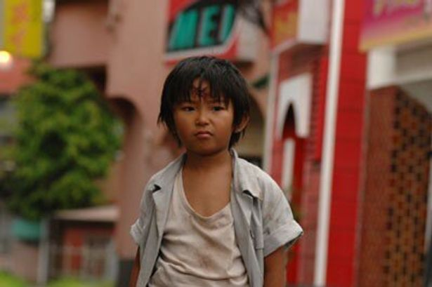 こども店長こと加藤清史郎の不良少年っぷりがなかなか板についている