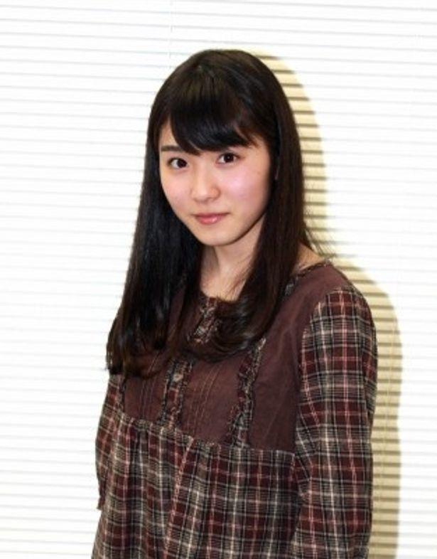 映画「ポテチ」にミユ役で出演する松岡茉優