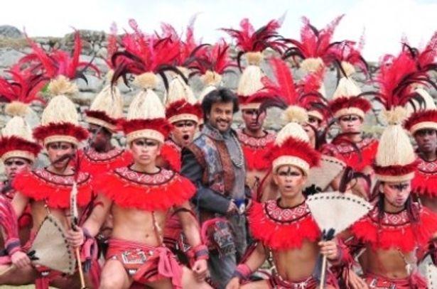 インド映画史上最高の大ヒット!