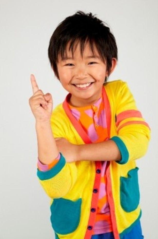 テレビアニメ「GON-ゴン-」の主題歌を担当する加藤清史郎