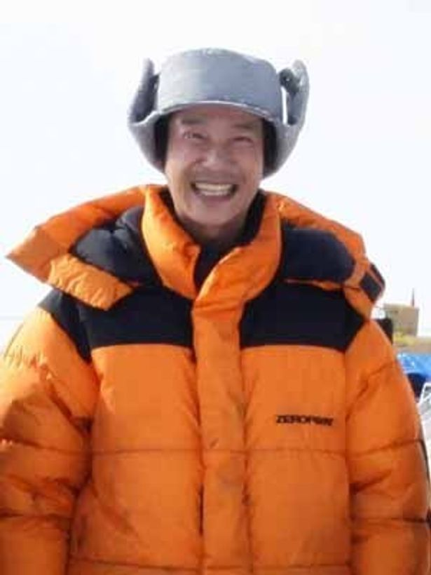 人気俳優・堺雅人が南極で腕を振るう料理人役
