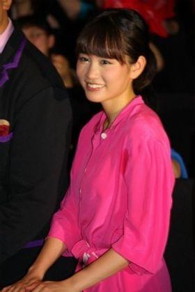 前田敦子、香取慎吾にラブコール!『LOVE まさお君が行く!』舞台挨拶