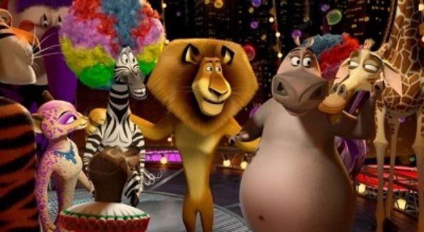 世界28ヶ国で好スタートを切った『マダガスカル3』