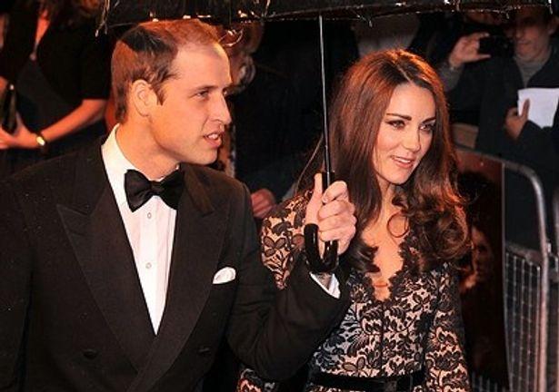 【写真を見る】パーティーには、ウィリアム王子とキャサリン妃らが招待されている