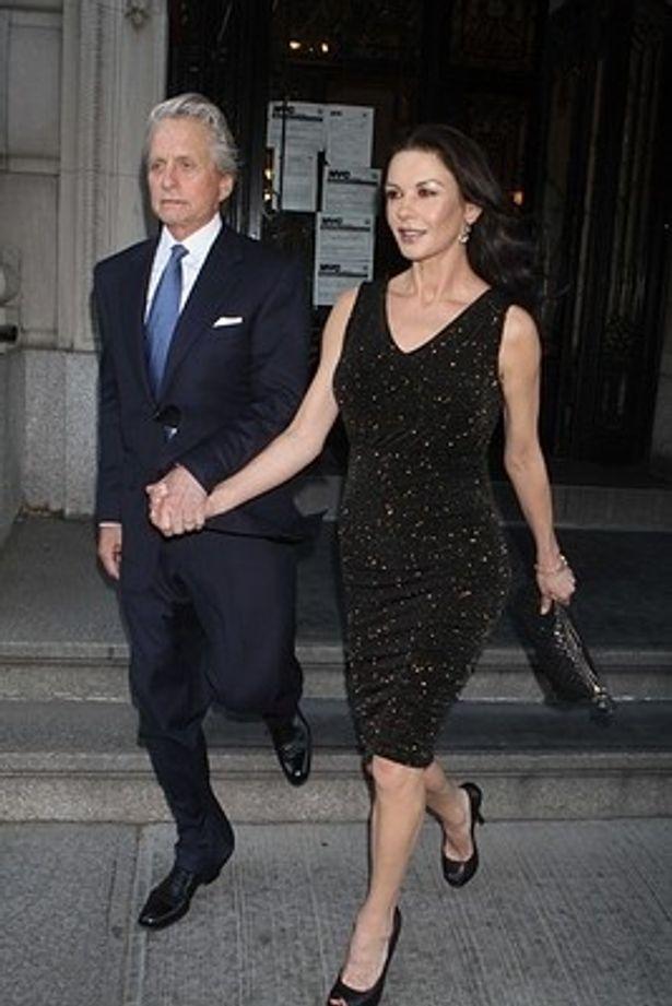 マイケル・ダグラスとキャサリン・ゼタ=ジョーンズ夫妻も招待されている