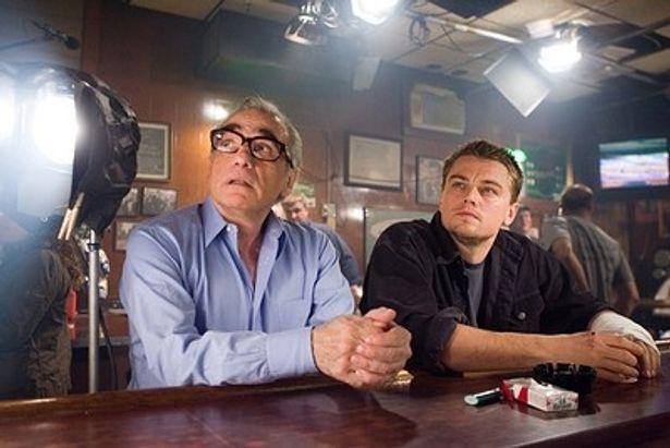 【写真を見る】既に4作品でタッグを組んでいるスコセッシ監督とレオナルド・ディカプリオ