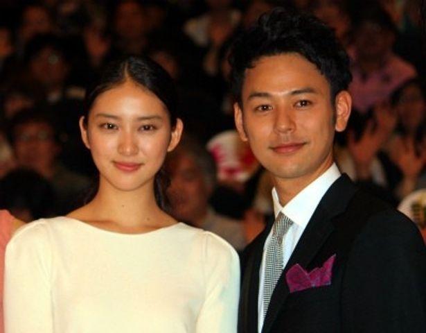 『愛と誠』の初日舞台で妻夫木聡、武井咲督が登壇