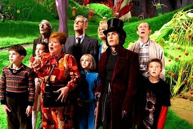 【写真を見る】ミュージカル化が決定した『チャーリーとチョコレート工場』