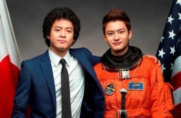 第16回プチョン国際ファンタスティック映画祭への出品が決まった『宇宙兄弟』