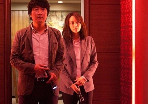 日本公開が9月8日(土)に決まった『凍える牙』