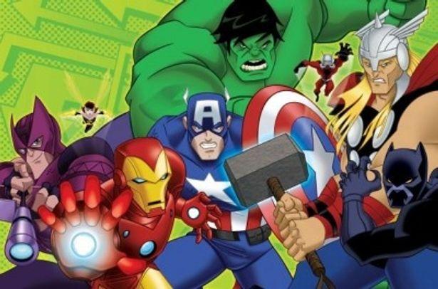 この夏はアメリカンヒーローが大活躍!