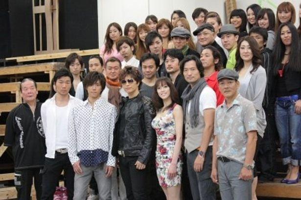 7月15日(日)から始まる舞台「MOON SAGA~義経秘伝~」の全キャストが発表された