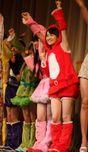 ももクロが舞台挨拶で可愛いポケモンコスチュームを披露!