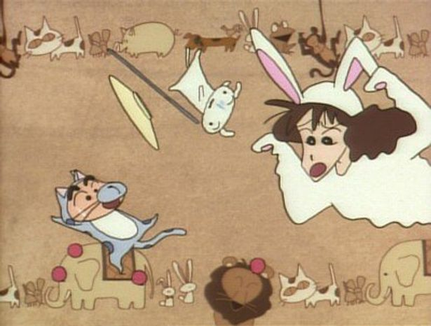 7月6日(金)放送では野原しんのすけ(矢島晶子)が歌う「オラはにんきもの」が流れる!