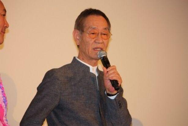メガホンをとった杉井ギサブロー監督