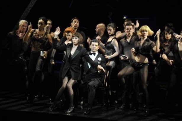 ミュージカル「CHICAGO」でブロードウェイデビューを飾った米倉涼子