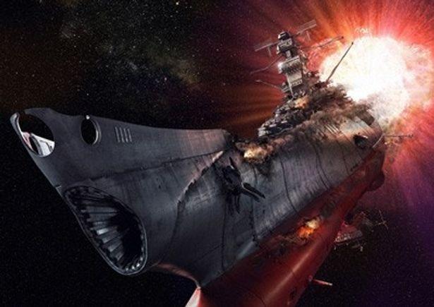木村拓也主演の『SPACE BATTLESHIP ヤマト』がクロージングを飾る
