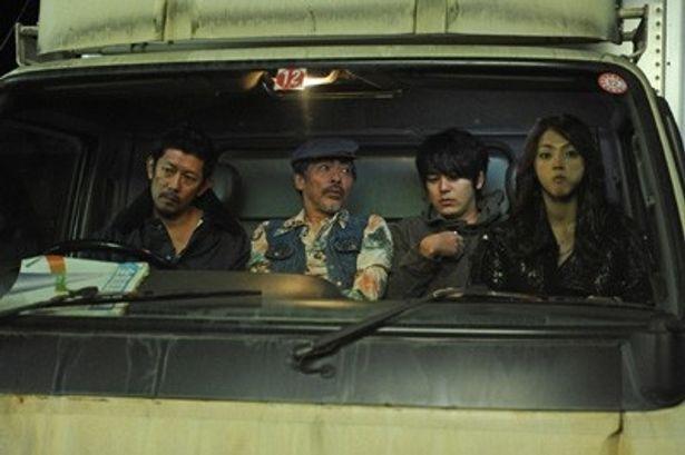 ジャパン・カッツ!で上映される『スマグラー おまえの未来を運べ』