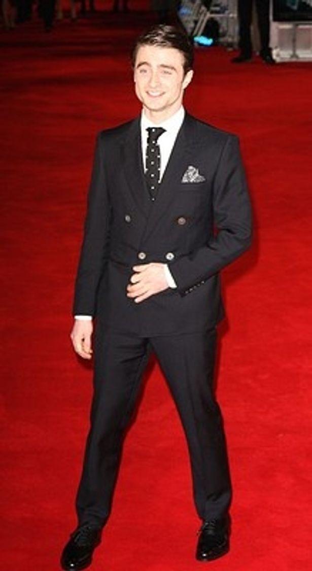 同作は、ダニエルが『ハリー・ポッター』シリーズを卒業して初めて主演した映画