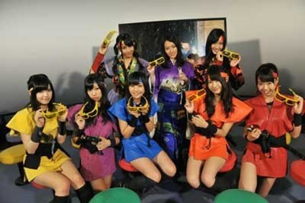 """8月8日(水)にデビューを果たすNMB48の新ユニット""""難波鉄砲隊其之壱"""""""