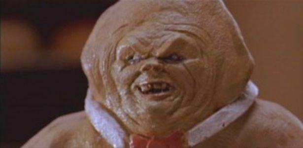 ジンジャーブレッドクッキーが殺人モンスターに変身したジンジャーデッドマン