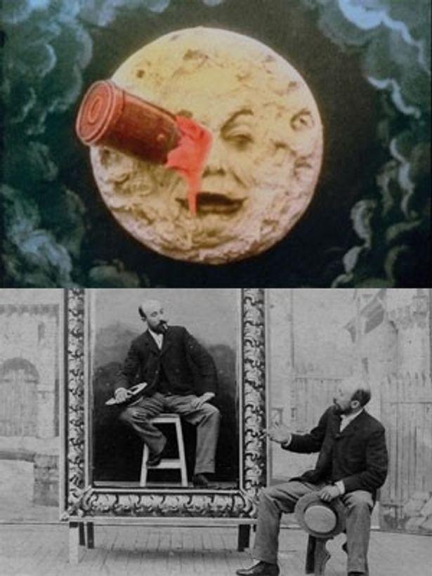 復元されたジョルジュ・メリエスの『月世界旅行』カラー版