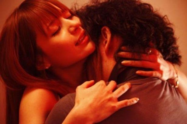 人気のセクシー女優Rioが映画初主演