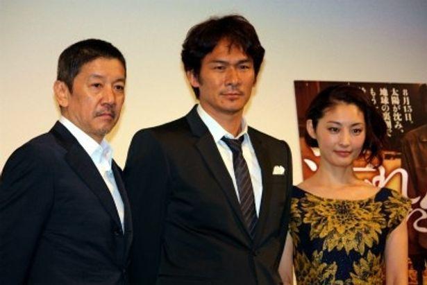 『汚れた心』のジャパンプレミアが開催