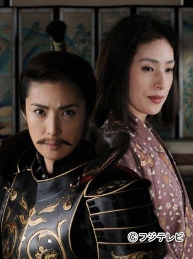 天海祐希が織田信長を演じるドラマ「女信長」は、'12年12月末にフジテレビ系にて放送
