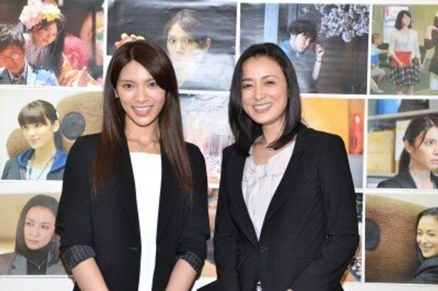 「大河ドラマ大作戦」に出演するAKB48・秋元才加と国生さゆり(写真左から)