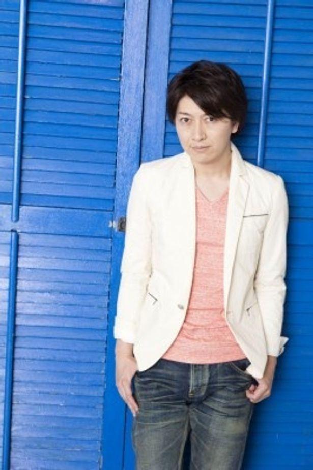 テレビ東京系で放送中のアニメ「しろくまカフェ」の魅力を語る小野大輔