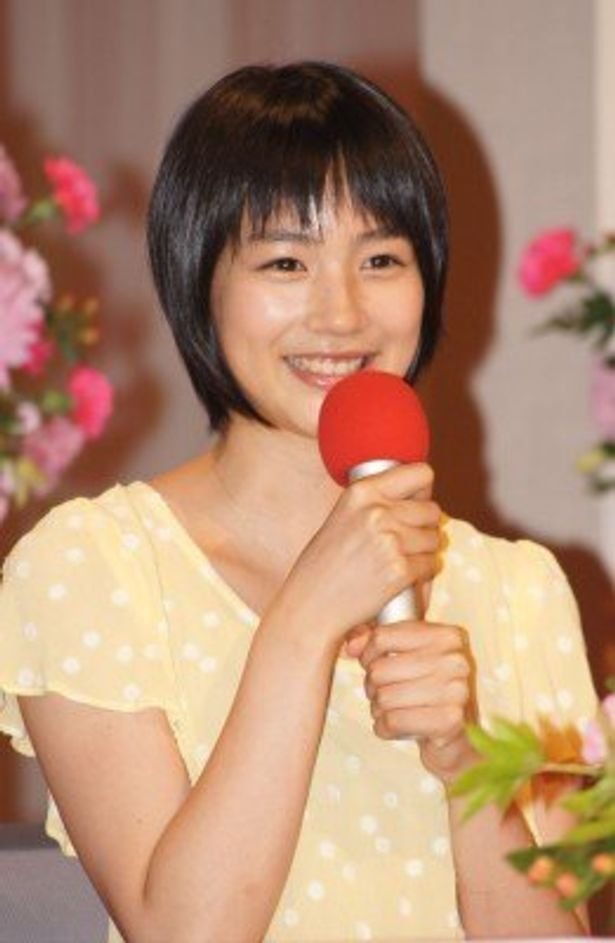 連続テレビ小説「あまちゃん」の新ヒロインを射止めた能年玲奈