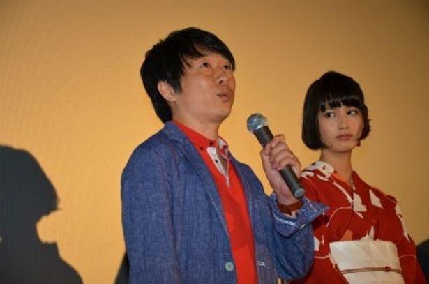 メガホンを取ったのは古澤健監督