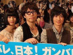 神木隆之介と橋本愛が高橋優の生歌披露に感激!「涙をこらえるのが大変だった」