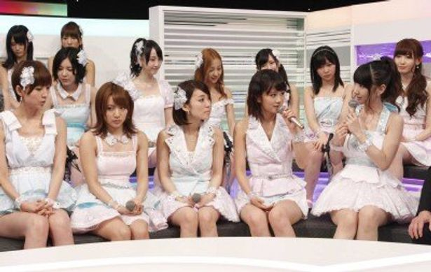 AKB48としてはことし5月25日に「真夏のSounds good」を披露して以来のMステ出演となる