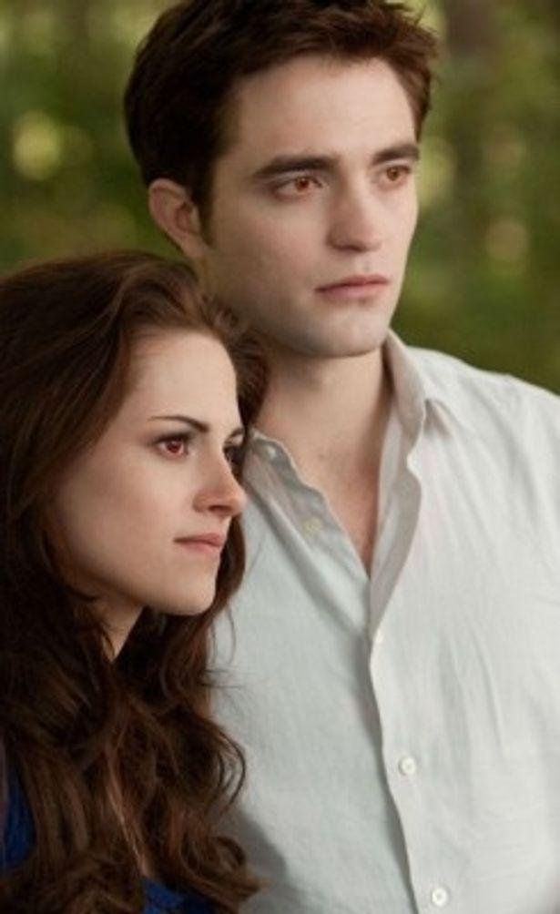 ヴァンパイアに転生したベラ、そしてエドワード
