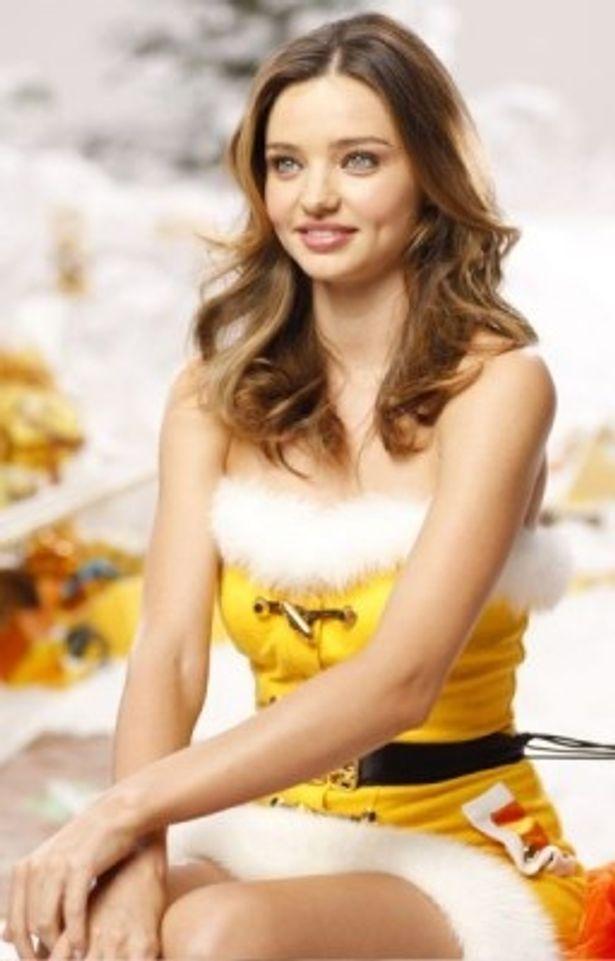 オーストラリア出身の人気ファッションモデル、ミランダ・カー