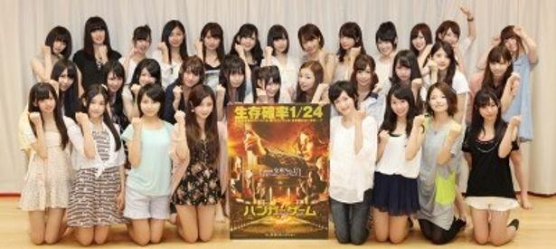 乃木坂46のメンバー33人、吹替声優の座はいったい誰の手に!?