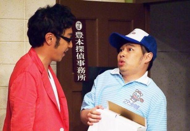 8月31日(金)の「ウレロ☆未完成少女」に登場する在日ファンク