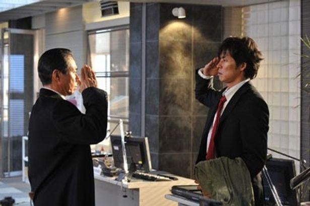 青島と室井、シリーズを通して描かれてきた立場を超えたふたりの絆が本作でも描かれる